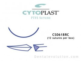 CS-0618 RC (12 sutures per box)